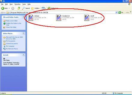 Microsoft Sql Server 2000 Driver For Jdbc